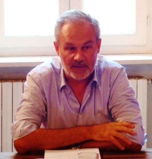 Alberto Perfumo, capogruppo di SiAmo Vercelli