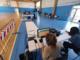 Il nuovo centro vaccinale di Asigliano