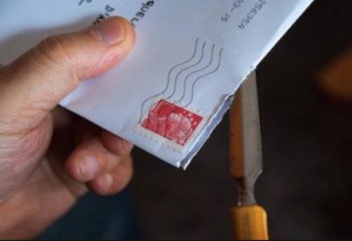 Lettera anonima a una dipendente Asl