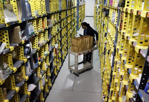Amazon Vercelli, selezione per 5 tecnici di sistemi meccatronici