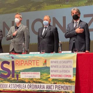 Corsaro e Cirio: «PNRR e piccoli Comuni sfida del futuro. Non lasceremo solo nessuno»