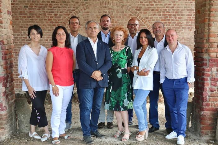 Elezioni a Borgo d'Ale: la squadra di Pier Mauro Andorno