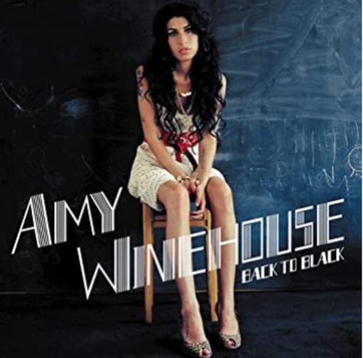 Un vinile di Amy Winehouse