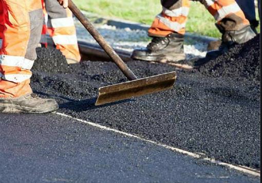 Settimana di asfaltature: strade chiuse e variazioni alla viabilità