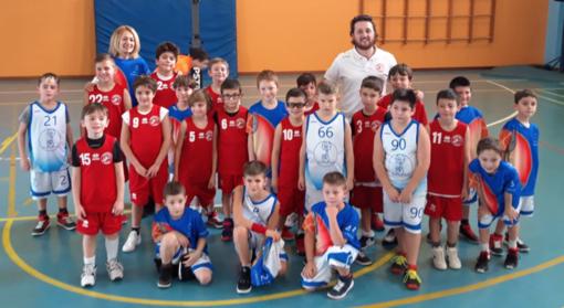 Esordienti, Scoiattoli e Aquilotti: il week end del Mini Basket - LE FOTO