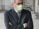 Il dottor Borrè, primario di Malattie Infettive