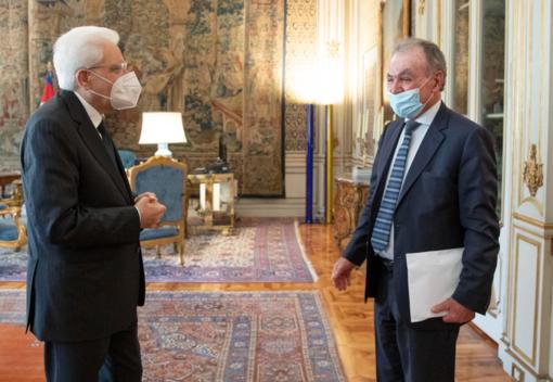 Terzo Settore: incontro tra Bobba e il presidente Mattarella