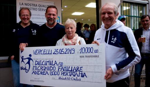 Da Biud10 contributo di 10mila euro a TataMia