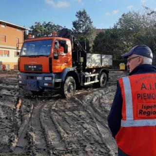 Borgosesia conta i danni: domenica di lavoro all'Isola alluvionata - foto