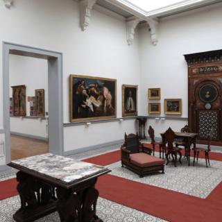 """""""Ti racconto un'opera"""": tornano gli appuntamenti al museo Borgogna"""