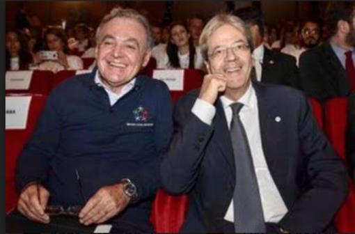Bobba con Gentiloni (a Vercelli)