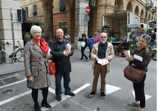 """Continua la corsa alle elezioni europee, la candidata alle Europee Maria Gabriella Branca (La Sinistra) e il clima: """"Ricostruzione e prevenzione temi fondamentali"""""""