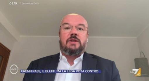 Solidarietà dell'onorevole Borghi a Cirio per le minacce ricevute dai no vax