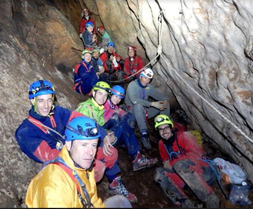 """Nel cuore del monte Fenera: l'esplorazione del """"Buco della Bondaccia"""""""