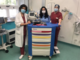 Il covid non ferma Biud10: donati due carrelli Broselow agli ospedali di Vercelli e Borgosesia