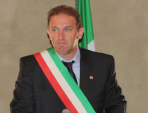 Il sindaco Franco Bullano