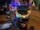 Scontro tra auto e moto: ragazzo in ospedale