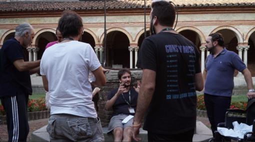 La città diventa un set con i giovani registi di CinemadaMare