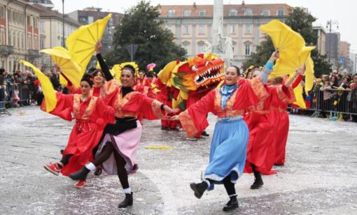 Carnevale di Vercelli, secondo corso mascherato