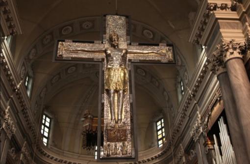 Il crocefisso del Duomo