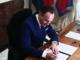 Alberto Cirio, neo presidente, firma l'attribuzione delle deleghe