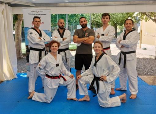 Taekwondo, nuove cinture in casa New Generation