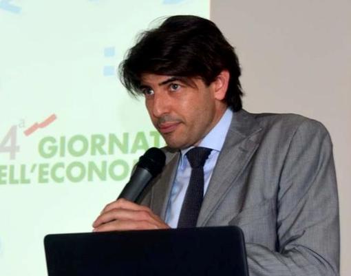 Alessandro Ciccioni, presidente della Camera di Commercio