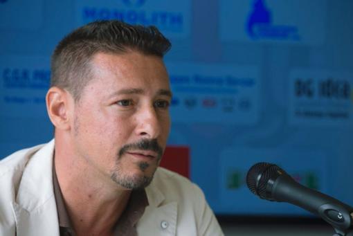 Alex Casella, 39 anni, direttore sportivo della Pro Vercelli