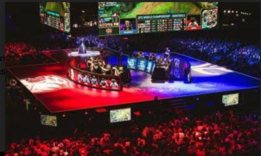 Videogames: nasce a Torino il primo polo italiano dedicato agli e-sports