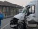 Incidente a Cascine Strà: feriti i due autisti