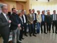 Foto dei gruppo per i candidati al consiglio regionale