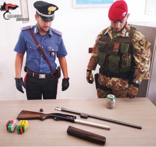 Fucile rubato a BorgoVercelli e ricomparso nella Locride: 16 anni dopo