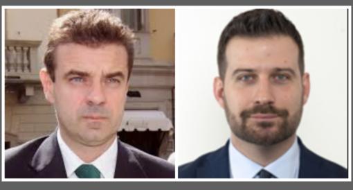 Roberto Cota e Paolo Tiramani