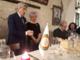 Paola Bernascone Cappi con il coordinatore del Piemonte Est, Piero Spaini