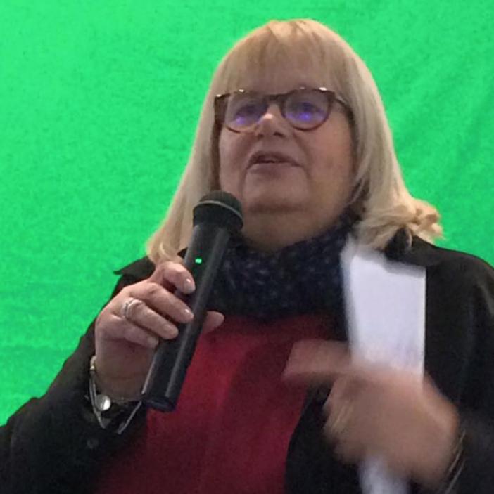 Margerita Candeli, consigliere comunale della Lega