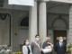 Lenzuolo bianco e note del Silenzio in memoria di Falcone e delle vittime di mafia -VIDEO