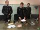 Rapinatore in fuga arrestato a Carisio