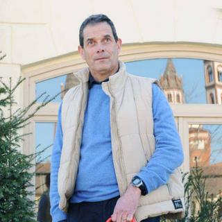 Claudio Costa, Unione ciechi di Vercelli