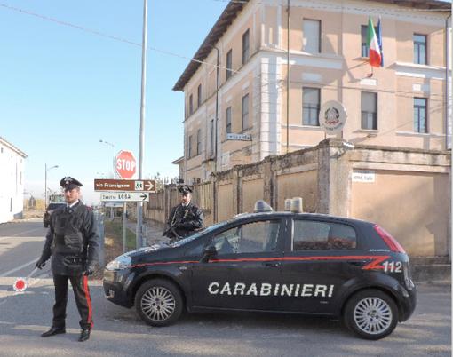 Due ricercati in manette grazie alla collaborazione tra Arma e Comune di San Germano