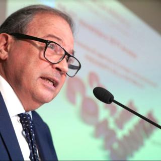 Andrea Corsaro, presidente di Anci Piemonte
