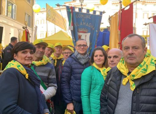 Festa del Ringraziamento per gli agricoltori di Coldiretti