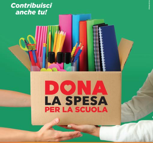 Raccolta di materiale scolastico: nei punti vendita Coop si aiutano le associazioni del territorio