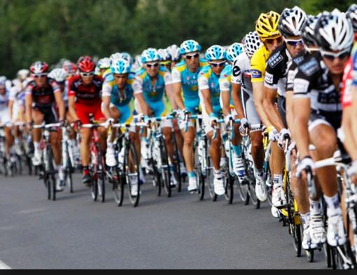Il Giro d'Italia passa da Caresana