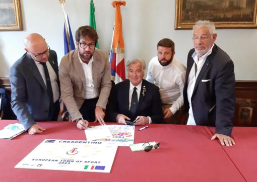 """Crescentino si candida a """"Comune Europea dello Sport"""""""