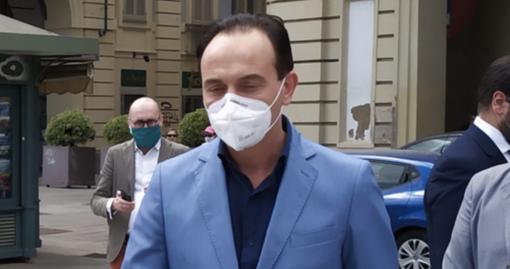 """Coronavirus, l'annuncio di Cirio: """"In arrivo i tamponi rapidi in Piemonte"""""""