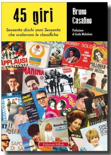 La copertina del nuovo lavoro di Bruno Casalino