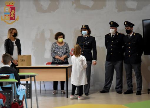 Il diario della Polizia di Stato per i piccoli studenti di 4° elementare