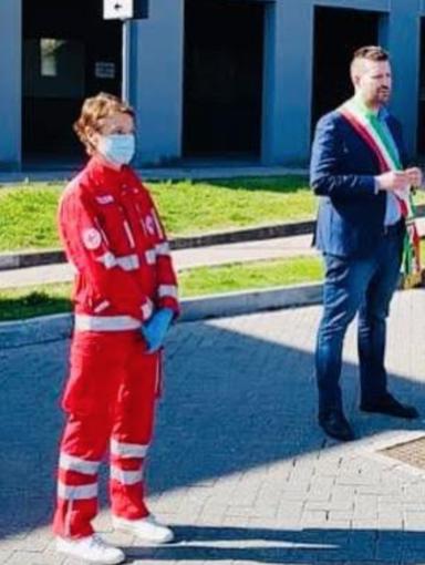«Complimenti, cavalier Daniela Denicola: Borgosesia è orgogliosa di te»