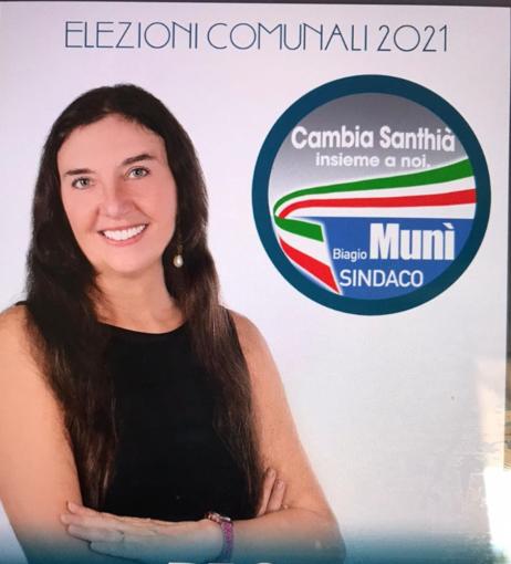 L'ex assessore De Sanctis nella squadra di Biagio Munì