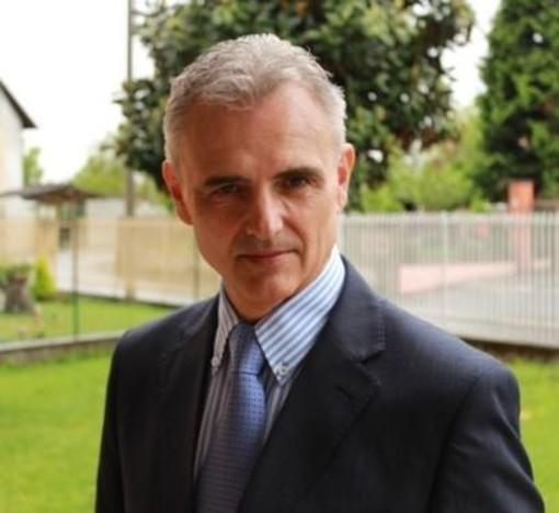 Il sindaco di BorgoVercelli, Mario Demagistri